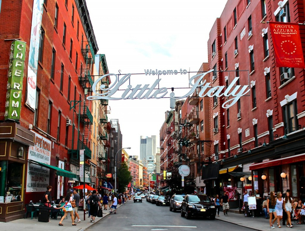 Little Italy NYC Gangster Tours